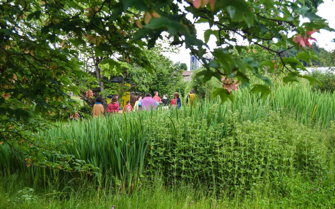 Garten und Biodiversität